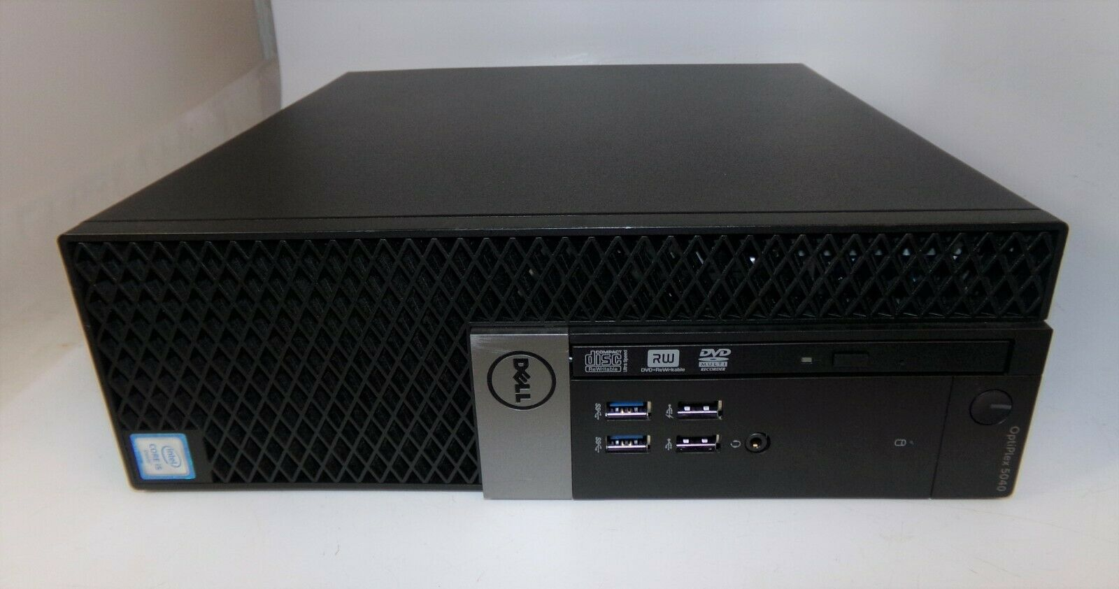Dell Optiplex 5040 SFF i5-6500 3.2GHz 8GB RAM 500GB HDD Windows 10 Home. Buy it now for 184.69