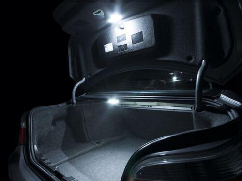 14x LED SMD Innenraumbeleuchtung Set BMW 5er F07 WEISS 6500K