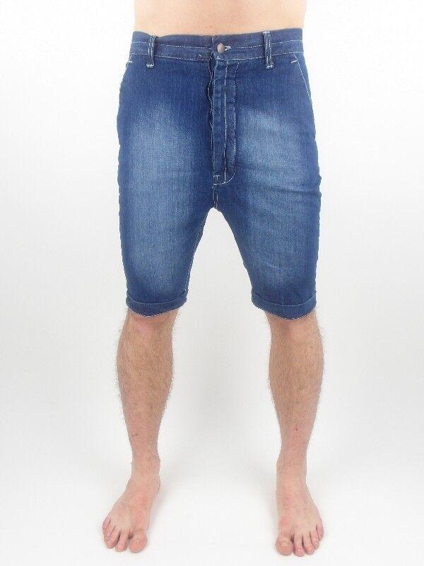 Van Dale WALKSHORT JEANS doposcuola Short Pantaloni Corti ARES BLU