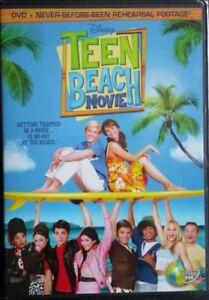 Teen-Beach-Movie-DVD-2013-pantalla-ancha-Disney-Maia-Mitchell-Nuevo-Sellado