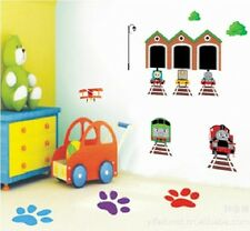 DIY Thomas the Tank Train Wall Sticker Decor Decals Removable Art Kid nursery