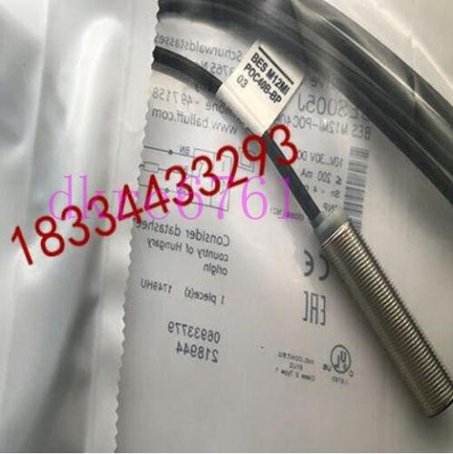 1PC NEW BALLUFF BES M12MI-POC40B-BV03 sensor