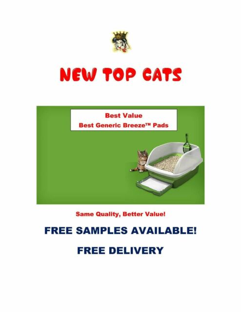 "Oops Pads PUPPY Pads Asst/'d Sizes /& Generic Cat Litter Box Pads 16 x 11/"" Trays"