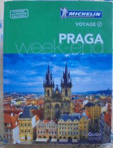 Cartina Michelin Italia.Praga Guide Week End Senza Cartina Michelin White Star 2017 Ebay