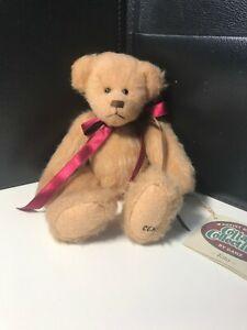 Ganz Cottage Collectibles Cc252 Tota Bear Ebay