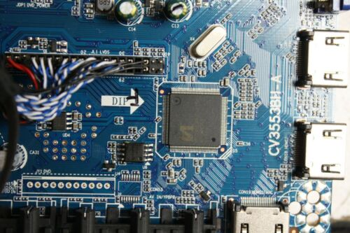 RCA RLED6090 CV3553BH-A AE0010823 Main Video Board U6 EEPROM Flash Chip