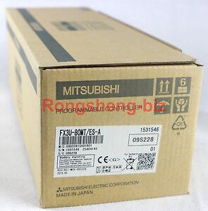 1PC Mitsubishi PLC MODULE FX3U-80MR//ES-A NEW IN BOX  #RS8
