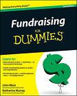 Fundraising For Dummies by John Mutz, Katherine Murray (Paperback, 2010)