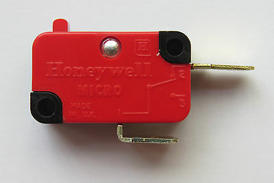 Caravan Water Pump Switch High Quality British Micro Switch (by Honeywell)