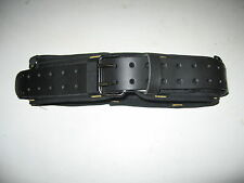 AWP 1L-72070-2 3-Piece Polyester Padded Work Belt
