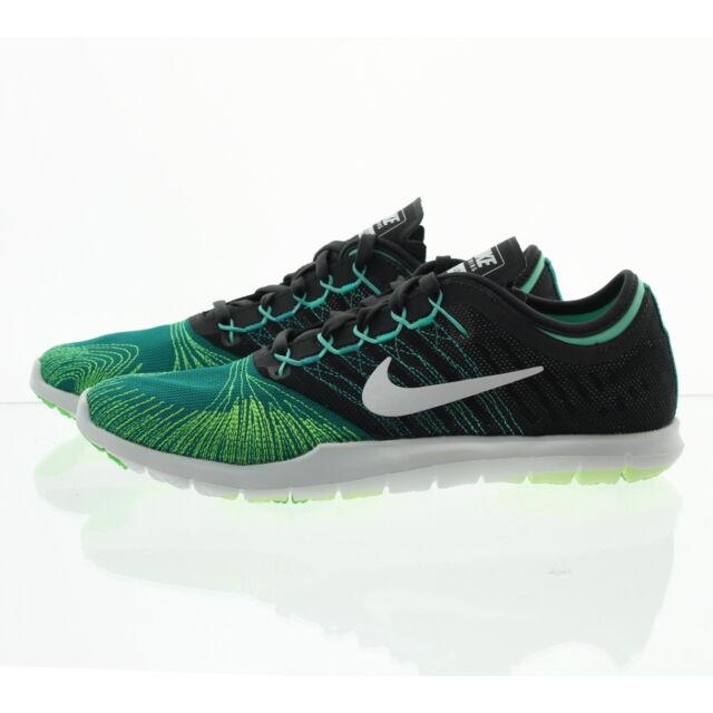 ba0222633a9e WMNS Nike Flex ADAPT TR Green Grey Womens Training Shoes Trainers ...