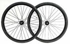 700c Disc Road Hybrid Cyclocross Bike Wheelset Tires QR 8-10s