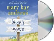 Beach Town by Mary Kay Andrews (2015, CD, Unabridged)