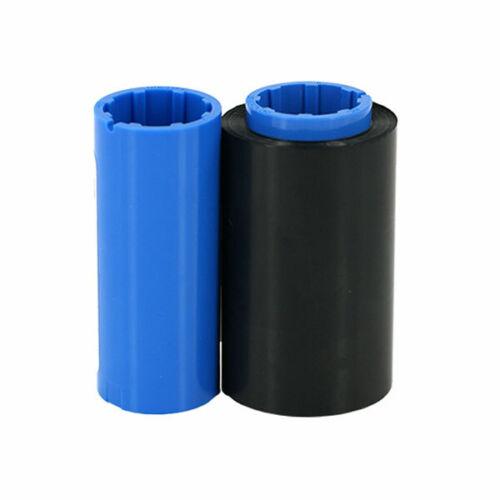 US 800015-101 Black Ribbon for Zebra K300F K300C Card Printer 1000 Prints