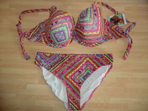 40 Cup E 0338 NEU ~ Sehr schönes Bikini-Set  von Cyell Gr