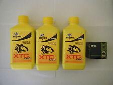 KIT TAGLIANDO OLIO XTC C60 + FILTRO OLIO YAMAHA T-MAX 500 2005 2006 2007 2008