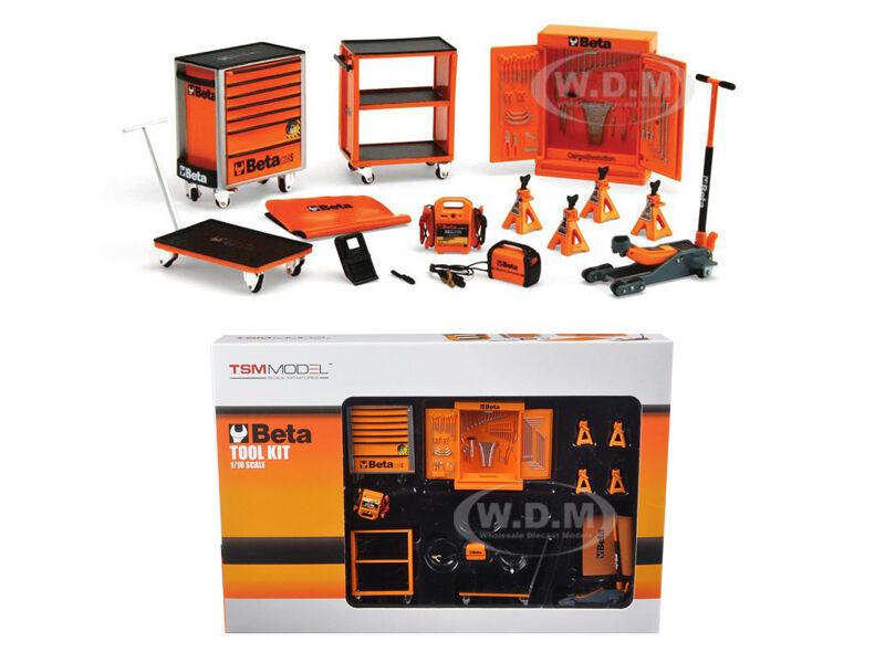 buena calidad Beta mecánico Accesorios Herramientas 13pc herramientas kit kit kit Set Para 1 18 por Tsm 13ac25  calidad auténtica