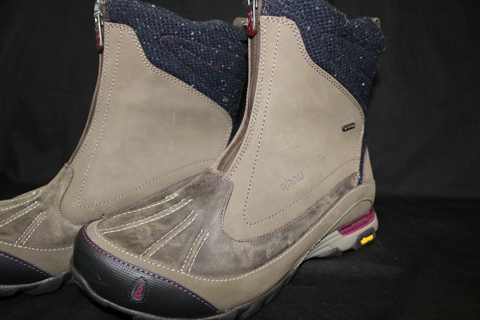 65% OFF  NEW WOMEN'S AHNU SUGAR CREST INSULATED WP BOOT, SIZE 7, MUIR WOODS.. .