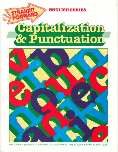 HOME SCHOOL - Lang. Arts -CAPITALIZATION & PUNCTUATION ...