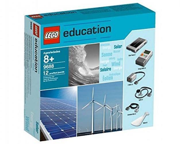 LEGO LEGO LEGO Education 9688 Erneuerbare Energien Lern Set für Kinder ab 8 Jahren NEU a73c35