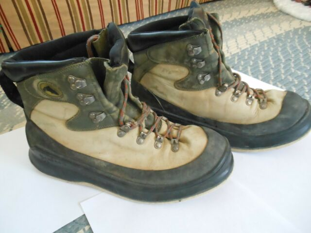 Simms Guide Vibram Wading BOOTS Size 12