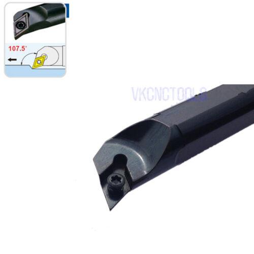 S20R-SDQCR11 20mmSHK×200mm Internal Lathe Boring Bar Turning Tool for DCMT11T3