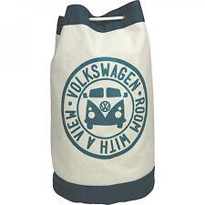 Official VW Camper Van Canvas Shoulder Duffle Bag