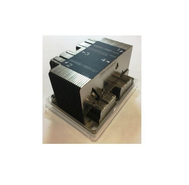 *NEW*Supermicro SNK-P0068PSC LGA 3647-0 2U &UP X11 Purley Platform CPU Heat Sink