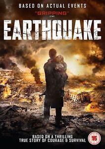 EARTHQUAKE - DVD **NEW SEALED**FREE POST**