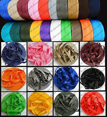 19 25 32 38 50mm polyproplene correas bolsas de las Correas Flejado Tejido Todos Los Colores