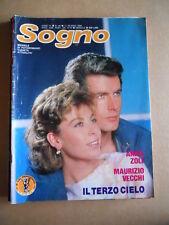 SOGNO Fotoromanzo n°45 1986 ed. Lancio  [G579]