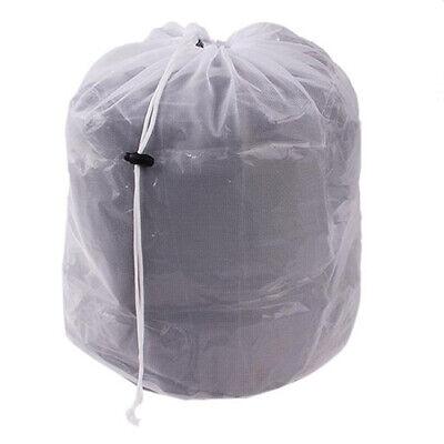 HOT Washing Machine Used Mesh Net Bags Laundry Bag Large Thickened Wash Bag new.