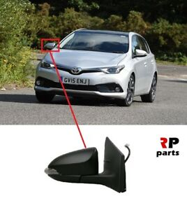 FOR-TOYOTA-AURIS-2013-2015-NEW-WING-MIRROR-ELECTRIC-HEATED-PRIMED-RIGHT-O-S-LHD