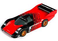 Afx 70301 Porsche 962 5 Ho Slot Car Mega-g Megg Chassis For Autoworld Lifelike