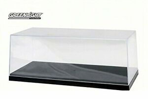 Acrylic-Display-Show-Case-with-Plastic-Base-For-1-18-Scale-Cars-by-Greenlight