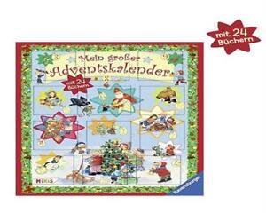 Ravensburger 44334 mein großer Adventskalender -
