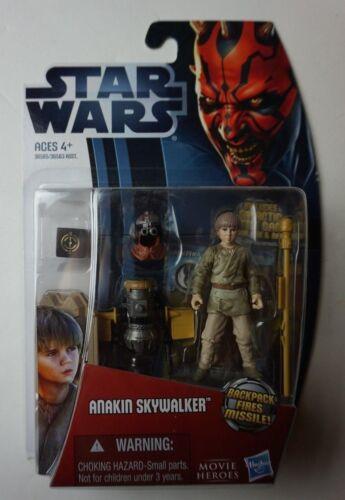 Anakin Skywalker Movie Heroes MH14 2012 STAR WARS The Clone Wars Saga MOC