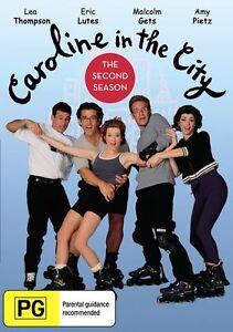 Caroline-In-The-City-Season-2-REG-4-NEW-amp-SEALED-TZ1