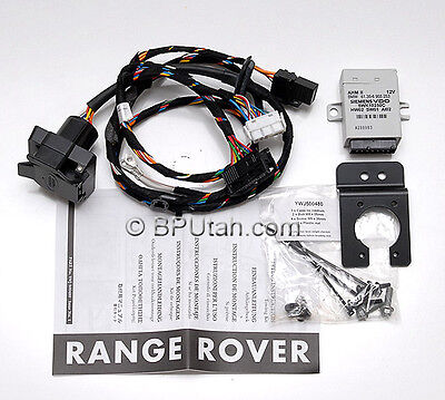 Range Rover L322 Trailer Tow Hitch Wiring Harness