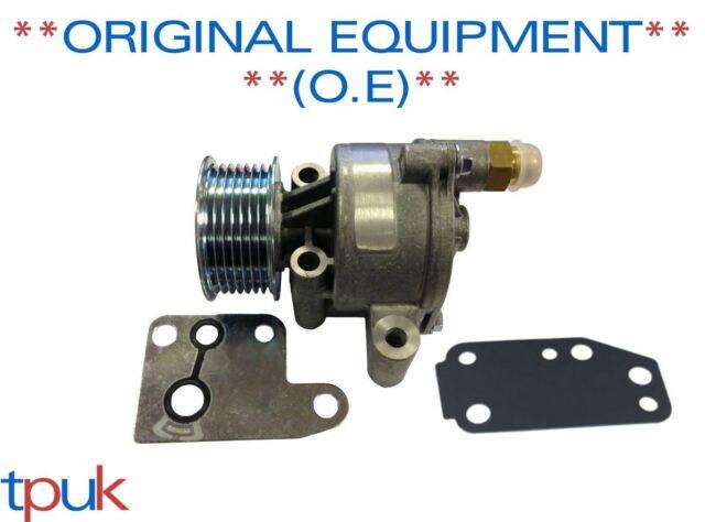 FORD TRANSIT MK6 VACUUM BRAKE PUMP 2.4 DI/ TDE/ TDCI DURATORQ & GASKET 1434548
