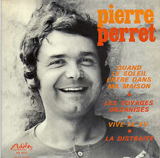 PIERRE PERRET VIVE LE XV FRENCH ORIG EP JEAN CLAUDRIC