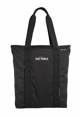 Intenzionale Tatonka Grip Bag Black Durevole In Uso