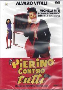 Dvd-PIERINO-CONTRO-TUTTI-con-Alvaro-Vitrali-nuovo-sigillato-1982