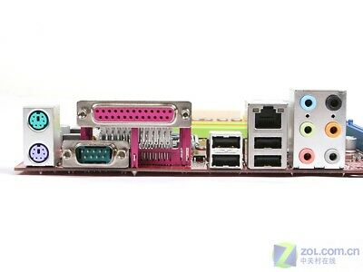 I//O Shield backplate For MSI 960-P43 /& 960A-P43 U3 Motherboard Backplate IO
