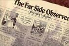 The Far Side Observer by Gary Larson (Paperback)