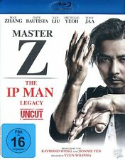 Artikelbild Master Z - The Ip Man Legacy Bluray NEU OVP