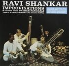 Improvisations Ravi Shankar Vinyl 0889397285319