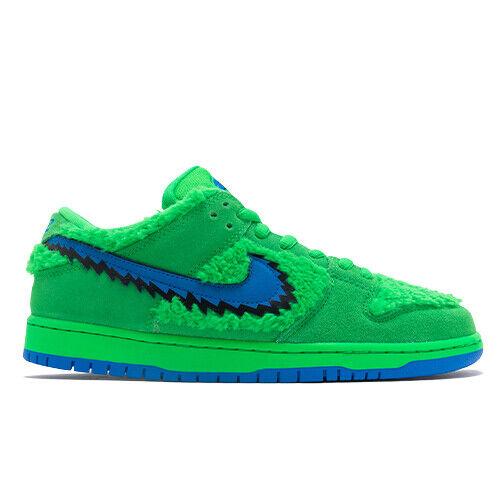 Size 7.5 - Nike SB Dunk Low x Grateful Dead Green Bear 2020 for ...