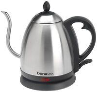 Bonavita Stainless 1 L Electric Kettle Pot Hot Water Tea Pot Boil Quick Kitchen on sale