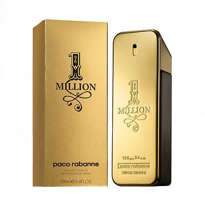 Paco Rabanne One Million for Men EDT 100 ml | Genuine Paco Rabanne Perfume